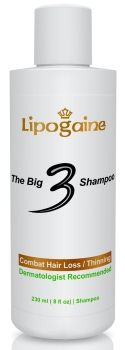 Lipogaine Big 3 bottle