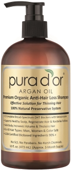 Pura Dor Anti Hair Loss Shampoo