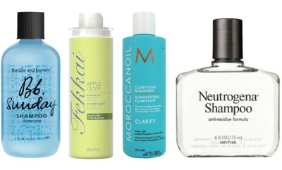 list of best clarifying shampoos featured