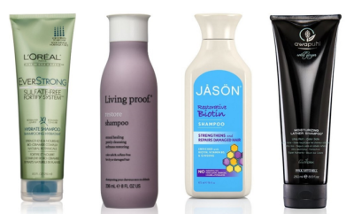 the best sulfate free shampoos