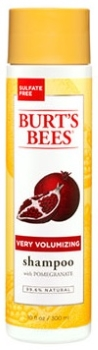 Burts Bees Volumizing Pomegranate Shampoo