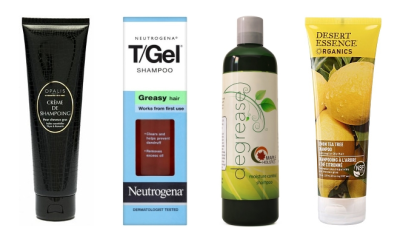 best oily hair shampoos featured