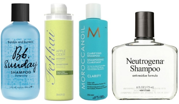 list of best clarifying shampoos